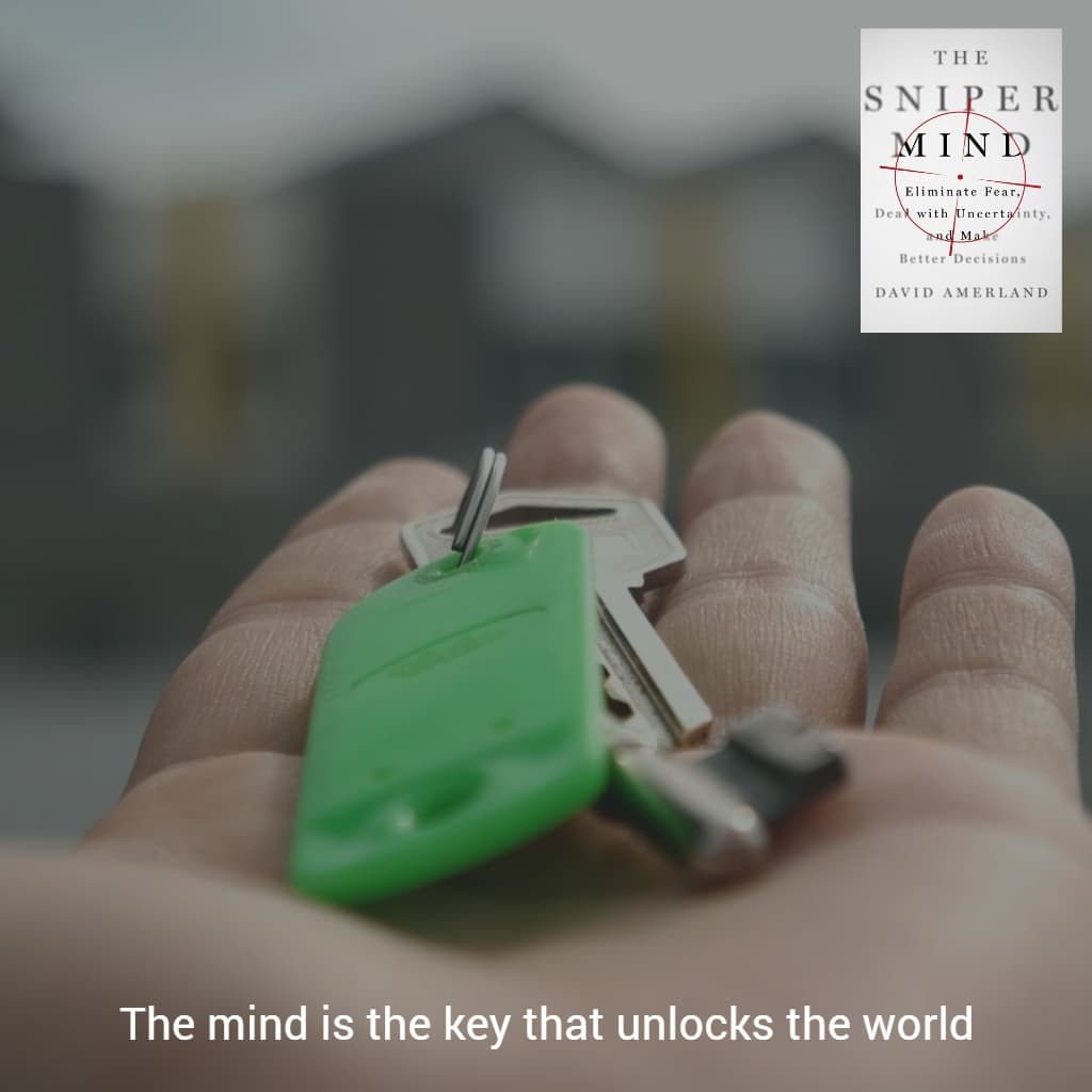 Use your mind to unlock the world