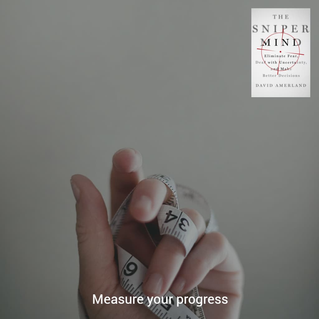 Measure and quantify your success