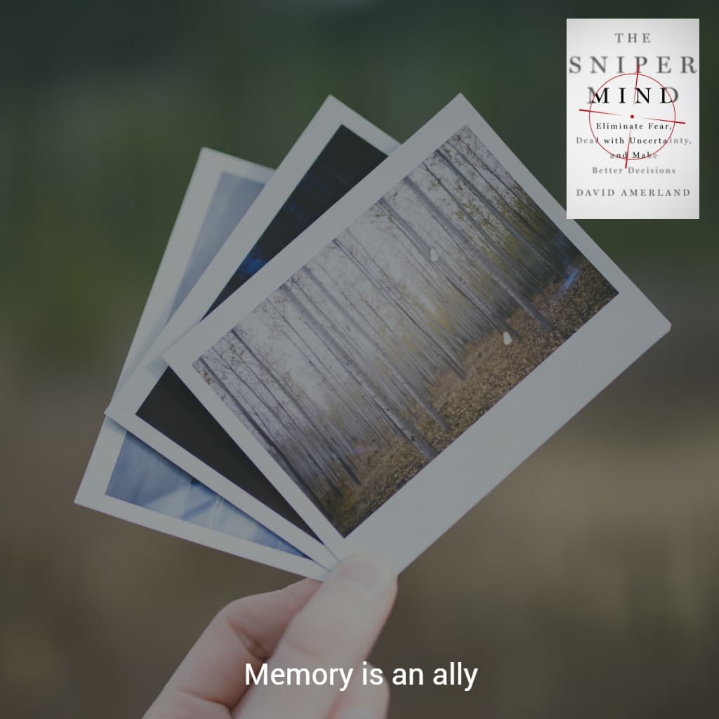 Memory and self improvement