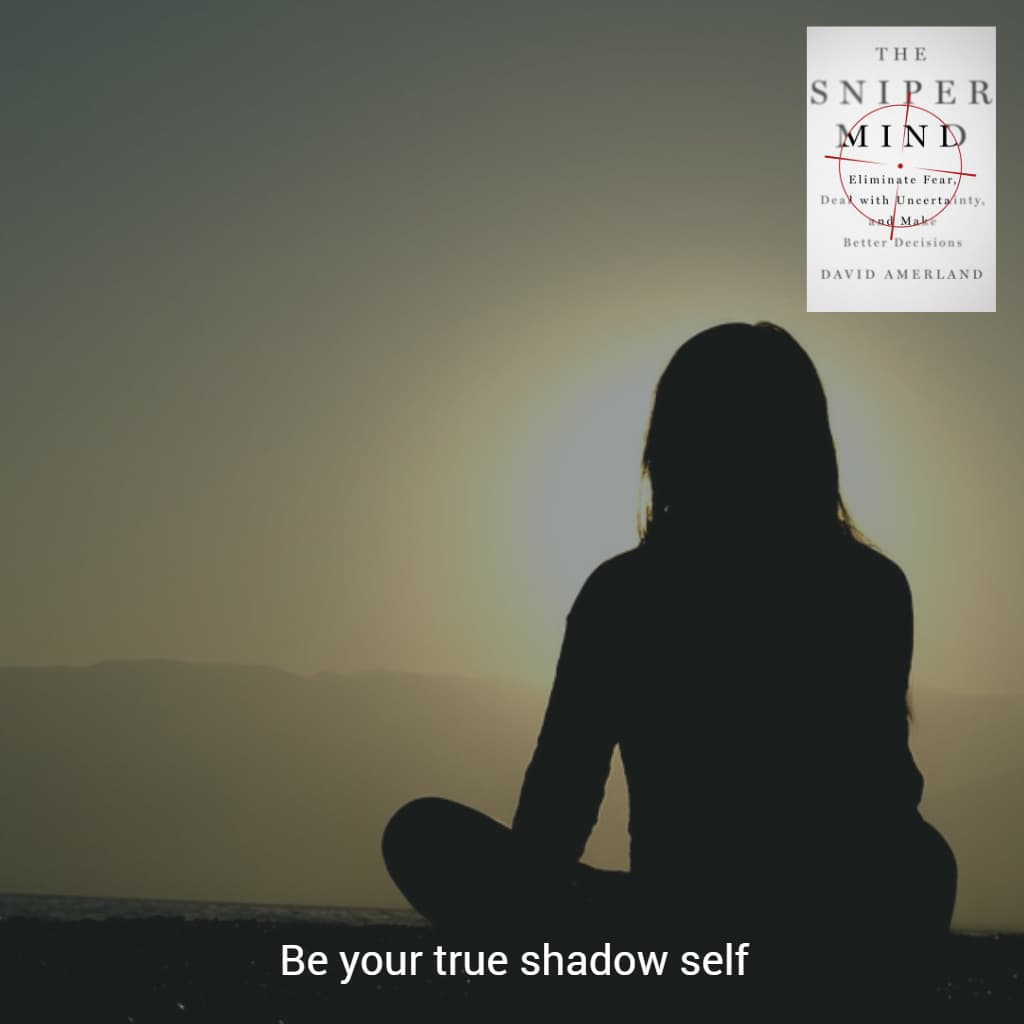 Shadow Self and identity