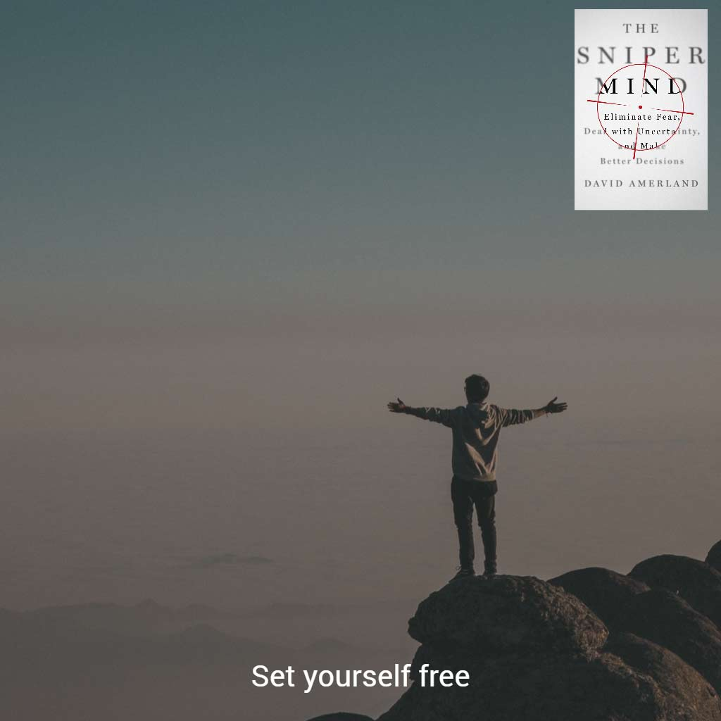 Set ourself free from the past