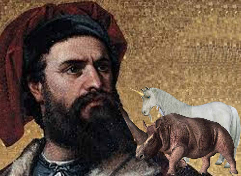 Marco Polo, Rhinoceros, Unicorns and a Theory of Mind