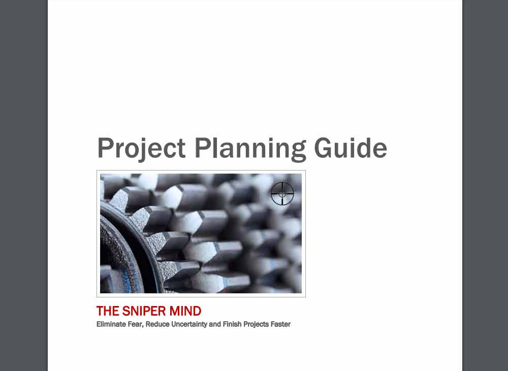Free project planning resource guide
