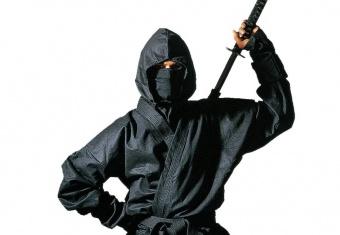 Think like a ninja